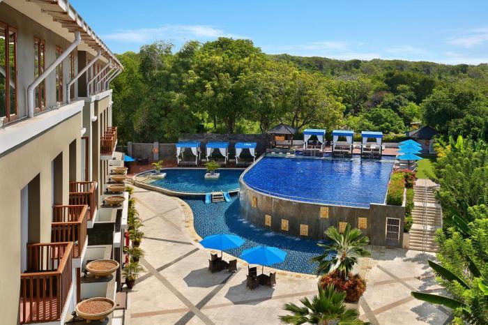 Mercure Nusa Dua, Menikmati Cantiknya Bali dari Hotel Menawan2
